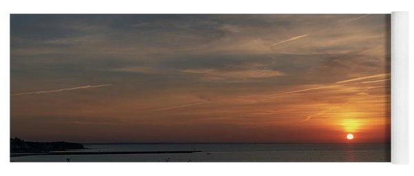 Sunset #3 Yoga Mat
