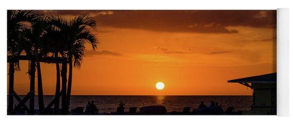 Sunset - St Pete Beach 2 Yoga Mat