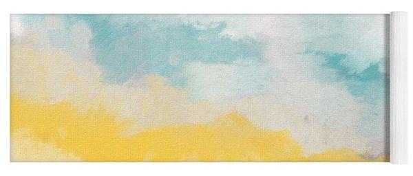 Sunshine Day- Art By Linda Woods Yoga Mat