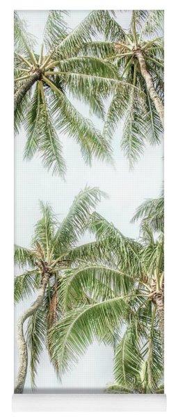 Swaying Palms Yoga Mat