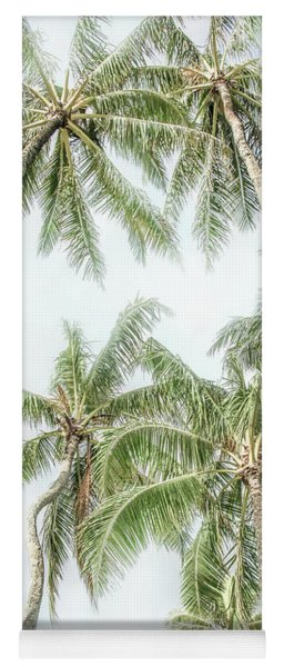 Swaying Palms Yoga Mat