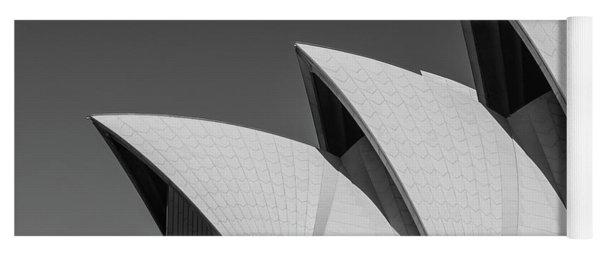 Sydney_opera Yoga Mat
