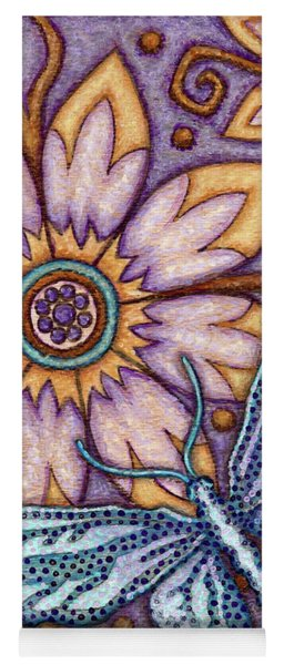Tapestry Butterfly Yoga Mat