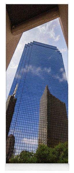 Thanksgiving Tower Yoga Mat
