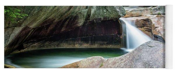 The Basin, Springtime Nh Yoga Mat