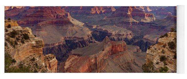 The Canyon Awakens Yoga Mat