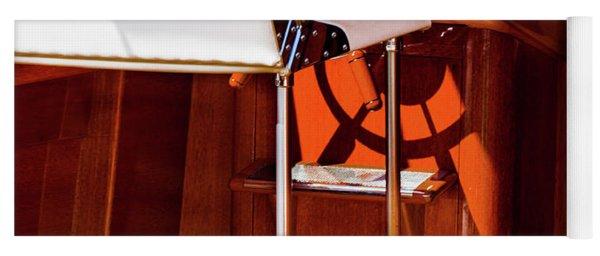 The Captains Chair Yoga Mat