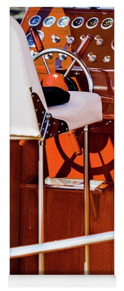 The Captains Chair Yoga Mat