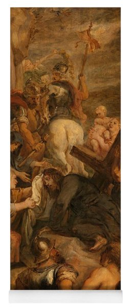 The Carrying Of The Cross, 1634 - 1637 Yoga Mat