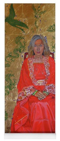The Chinese Empress Yoga Mat