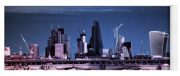 The City Of London Yoga Mat