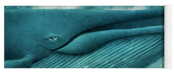 The Great Whale Yoga Mat