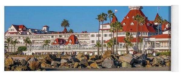 The Hotel Del Coronado San Diego Yoga Mat