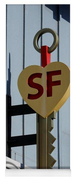 The Key To San Francisco Yoga Mat