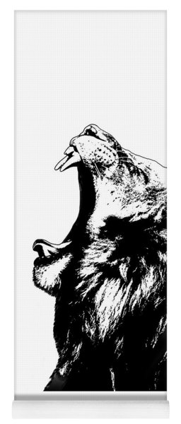 The King Lion Yoga Mat