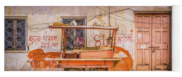 The Old Cart Jaipur Yoga Mat