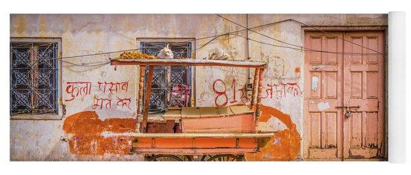 The Old Cart Jaipur Yoga Mat