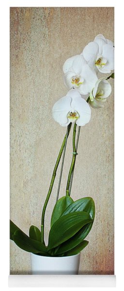 The Orchid Yoga Mat