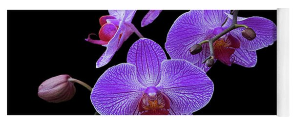 The Orchids Yoga Mat