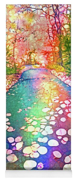 The Path Where Rainbows Meet Yoga Mat