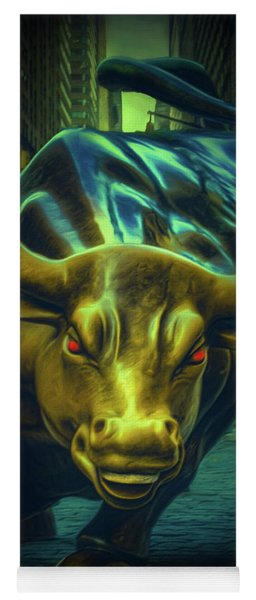The Raging Bull Yoga Mat