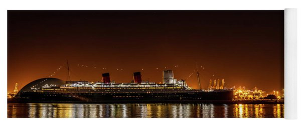 The Rms Queen Mary Yoga Mat