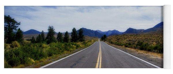 The Road Best Traveled Yoga Mat