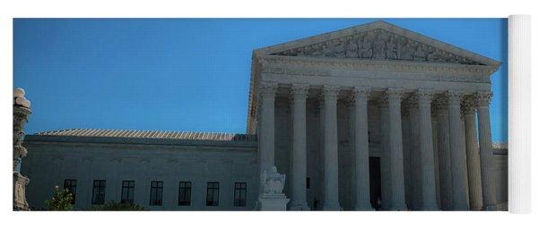 The Supreme Court Yoga Mat