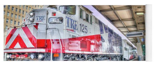 The Trinity Railway Express Tre Yoga Mat