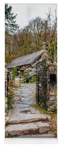 The Ugly House Snowdonia Yoga Mat