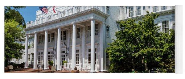 The Willcox Hotel - Aiken Sc Yoga Mat