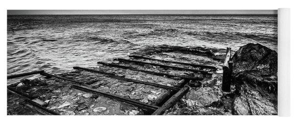 The Winter Sea #6 Yoga Mat