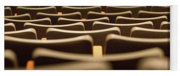 Theater Seats Yoga Mat
