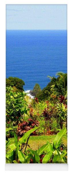 There Is A Paradise - Maui Hawaii Yoga Mat