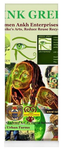 Think Green Yoga Mat