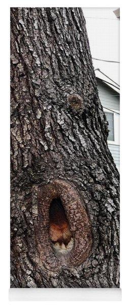 This Tree Sings Oprah Yoga Mat