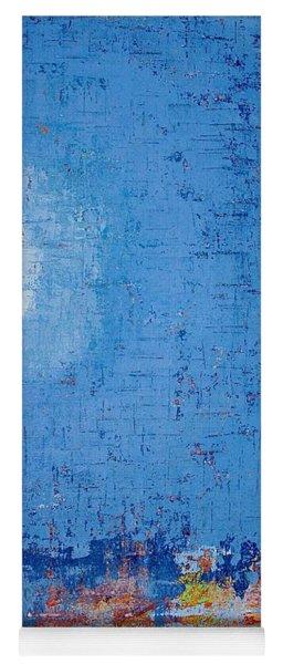 Tidepool Original Painting Sold Yoga Mat