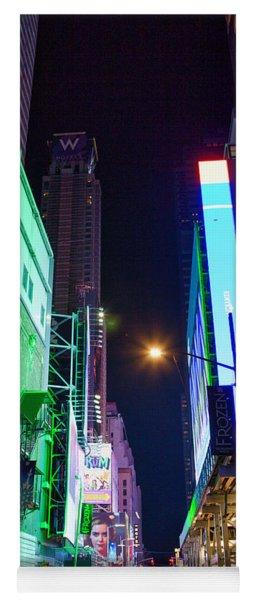 Time Square 2 Yoga Mat