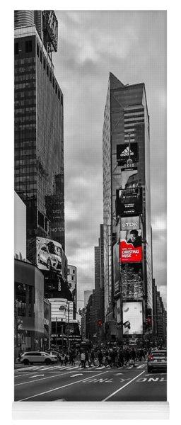 Times Square Yoga Mat