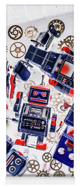 Tin Toy Factory Yoga Mat