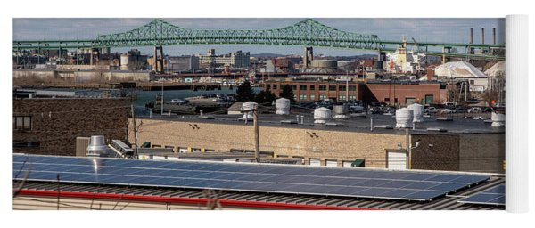 Tobin Bridge Yoga Mat
