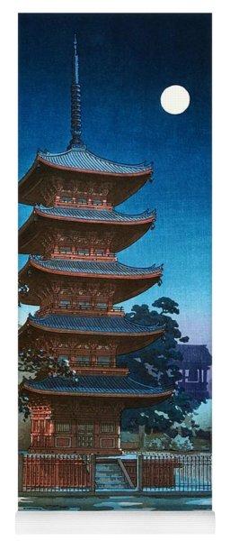 Top Quality Art - Asakusa Kinryusan Yoga Mat