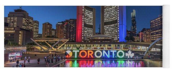 Toronto  Yoga Mat