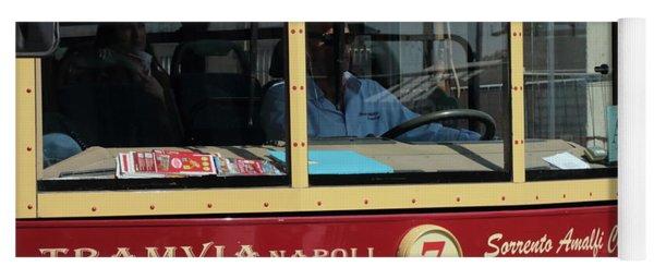 Tram Naples Yoga Mat