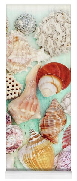 Treasures From The Sea  Yoga Mat