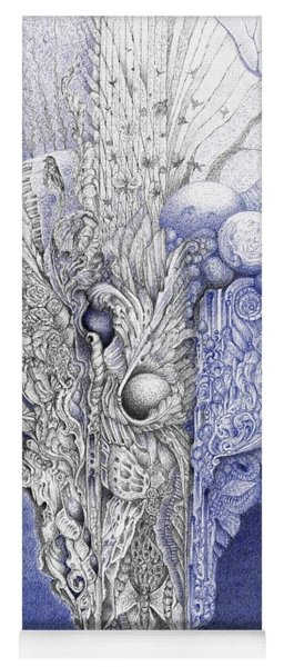 Tree Of Born Yoga Mat
