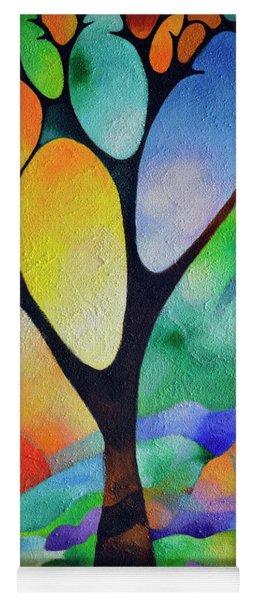 Tree Of Joy Yoga Mat