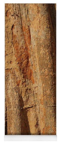 Tree Trunk And Bark Of Chambak Yoga Mat