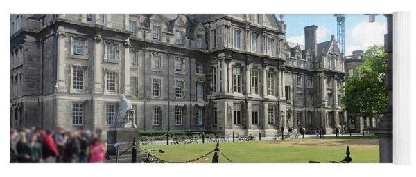 Trinity College Ireland Yoga Mat