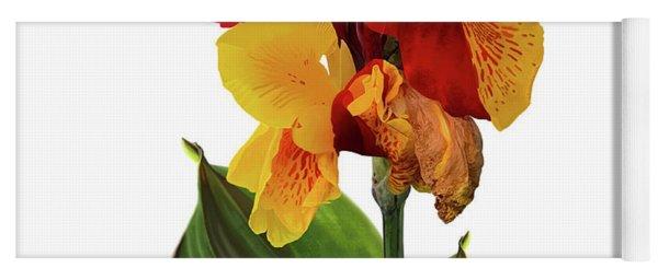 Tropical Bouquet-flower Two Yoga Mat